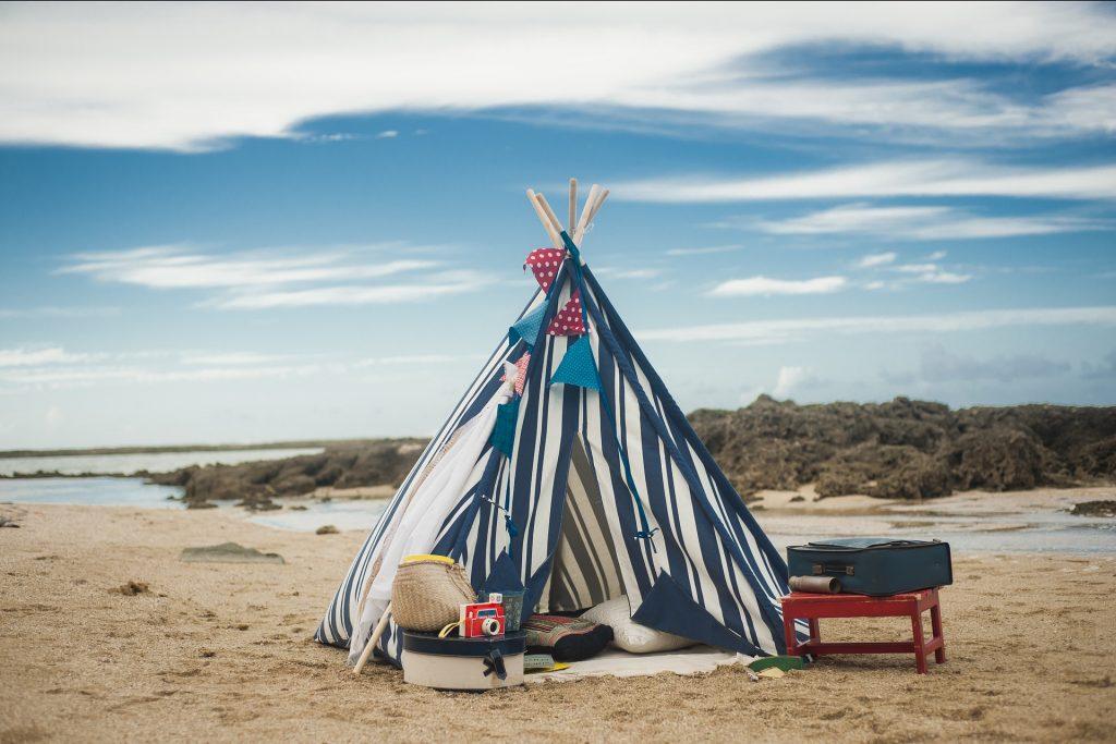 Czy warto kupić dziecku namiot tipi?