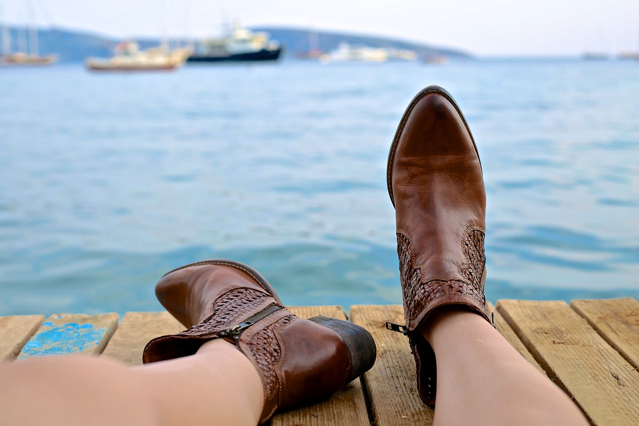 Zalety markowych butów