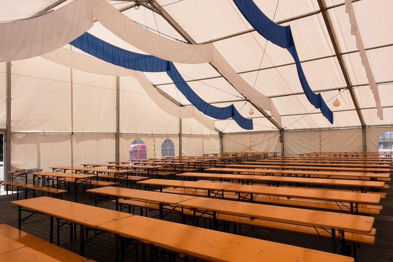 Przepisy – namiotowe hale stałe