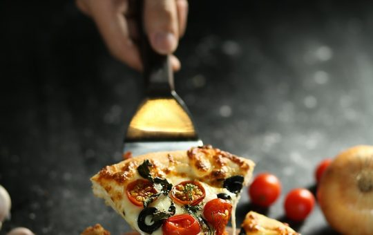 Krakowska nocna pizzeria