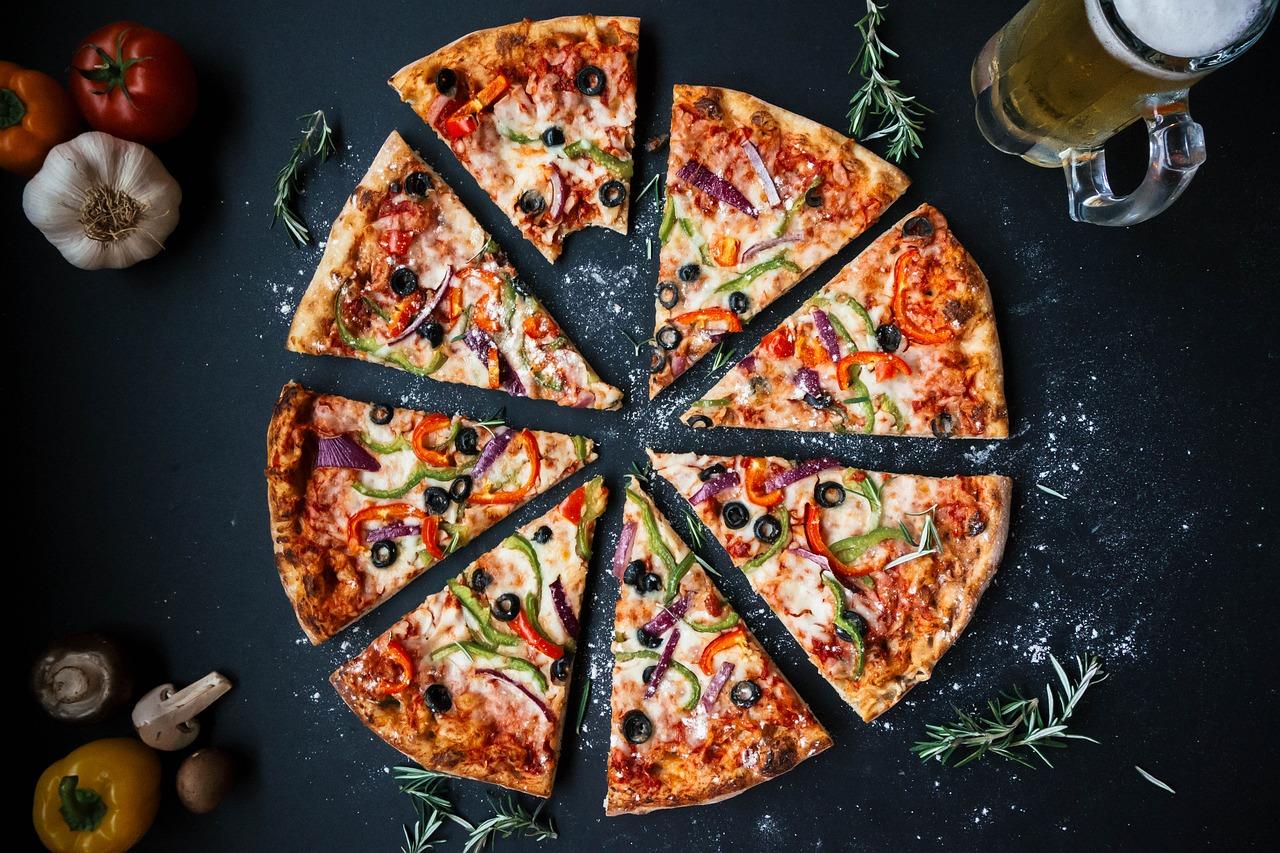 O krakowskich pizzeriach słów kilka