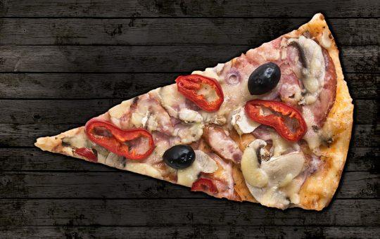 Pizza z dowozem w Szczecinie